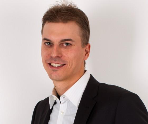 Foto von Fabian Oechslin. Geschäftsführer von Kori Kusa GmbH.