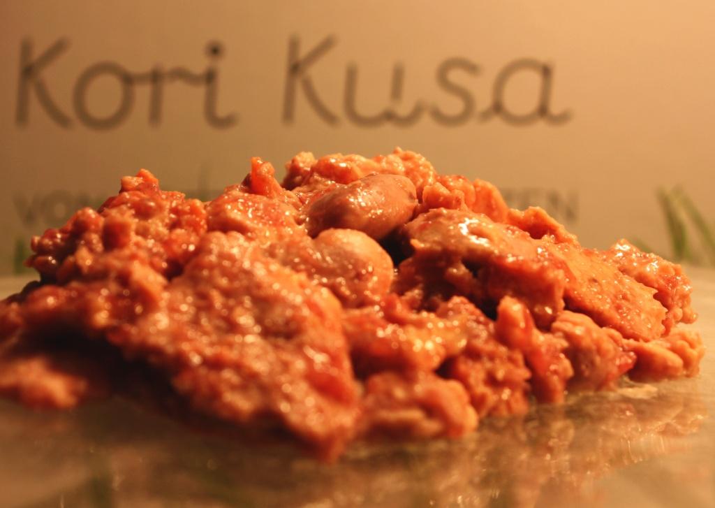 Kori-Kusa-Katzenfutter-Huhn