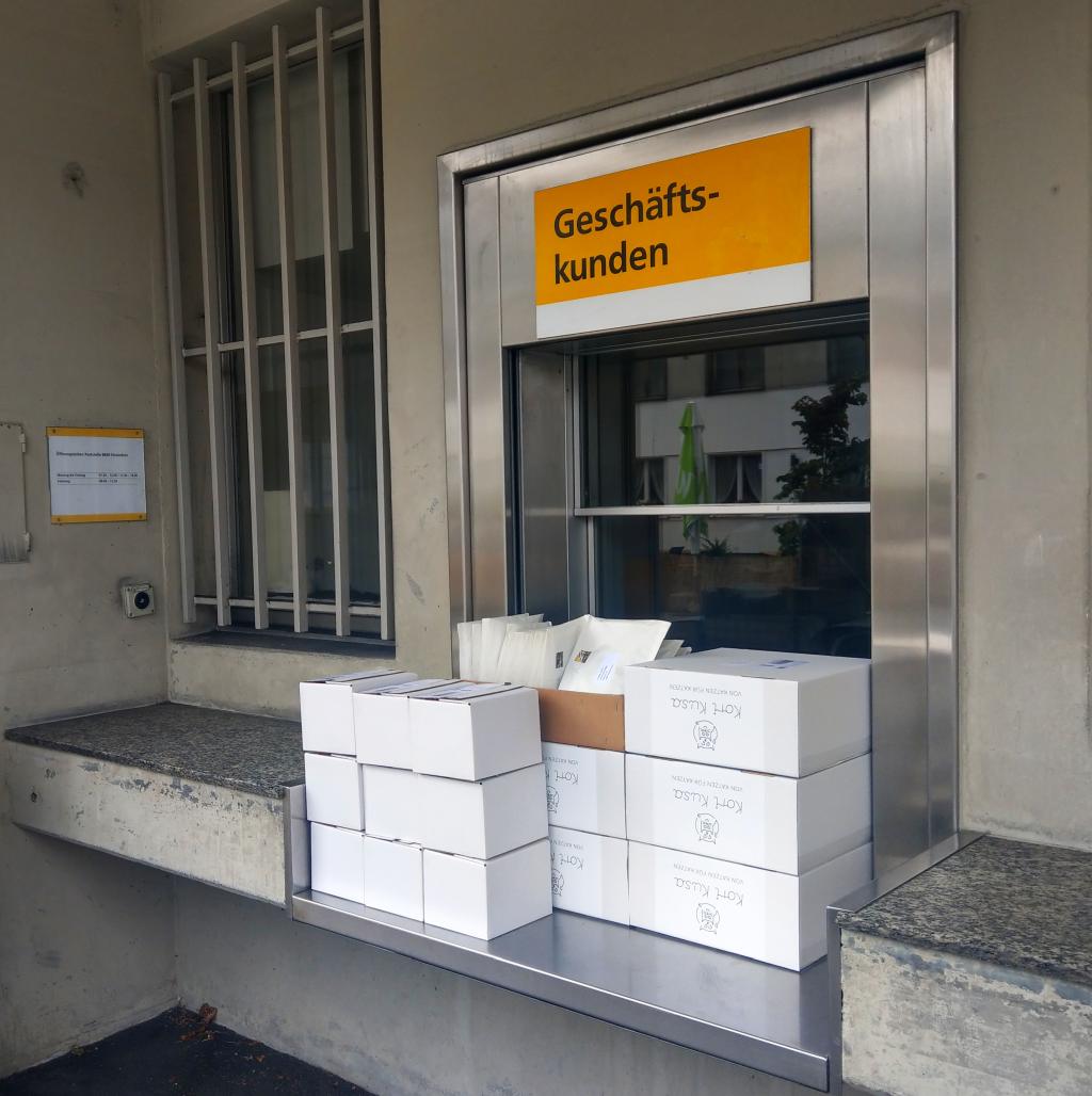 Versand-Post-Einsiedeln