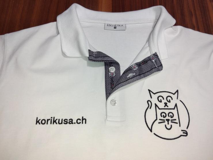 Kori-Kusa-T-Shirt-weiss-vorne-detail